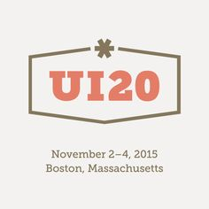 Videos from UI20 Conference -   UI20 is 3 days of expert-level UX tools & skills that you can put to work right now