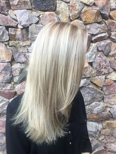 Perfect Blond Balayage done by the finest hairdresser Kristy Rucastle Spice Things Up, Hairdresser, Blond, Your Hair, Colour, Long Hair Styles, Beauty, Color, Long Hair Hairdos