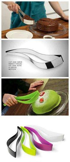 Magisso cake slicer