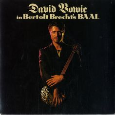 "For Sale - David Bowie In Bertolt Brecht's Baal EP UK  7"" vinyl single (7 inch record) - See this and 250,000 other rare & vintage vinyl records, singles, LPs & CDs at http://eil.com"