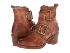 The Frye Sabrina Double Buckle boot is so beautiful and comfortable, you'll want to wear it with everything! Montana stone wash leather upper is tumbled with stones in a wooden drum to achieve its. Frye Ankle Boots, Buckle Boots, Shoe Boots, Frye Shoes, Bootie Boots, Fall Fashion Outfits, Autumn Fashion, Fashion Ideas, On Shoes