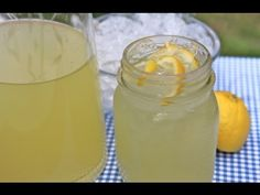 This easy, homemade old fashion lemonade recipe is one of the best I've tasted. It's as southern and classic as it gets using only lemon, water and sugar.