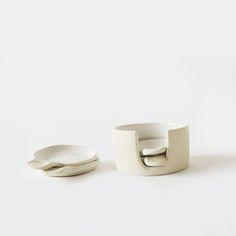 fringe & fettle x hackwith design house nesting spoons