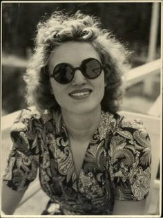 '40s style. #inspiration