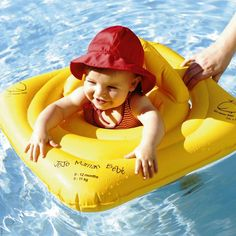 infants at the pool - Google Search