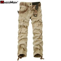 New Combat Men's Cotton Military Camouflage Cargo Pants Army Camo Trousers Army Cargo Pants, Camouflage Cargo Pants, Military Camouflage, Army Camo, Military Men, Military Fashion, Military Style, Tactical Cargo Pants, Tactical Clothing