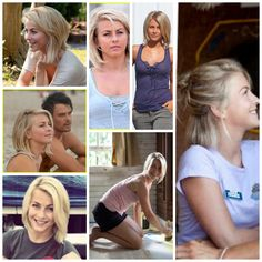julianne hough short hair safe haven - Google Search