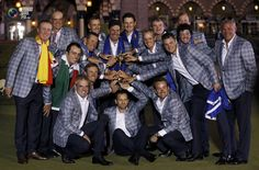 Team Europe wins Ryder Cup 2012 after a huge comeback on the 3rd day.