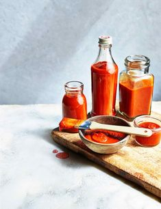 This multi-tasking sauce can be served with burgers and bangers or used to glaze ribs and chicken