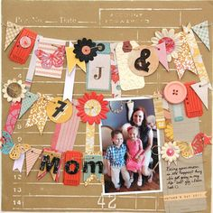 A Project by Brianaj from our Scrapbooking Gallery originally submitted 08/03/11 at 04:59 PM