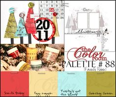 The Color Room - Palette #88