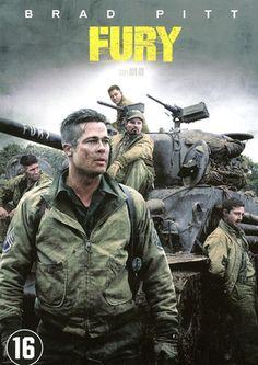 Fury - David Ayer In de laatste maand van de Tweede Wereldoorlog in Duitsland neemt de strijdlustige Amerikaanse tankcommandant Wardaddy een jonge onervaren bemanningslid onder zijn hoede.