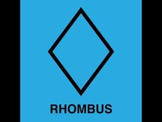 Rhombus Song Video. Creator has many other songs to reinforce basic concepts.