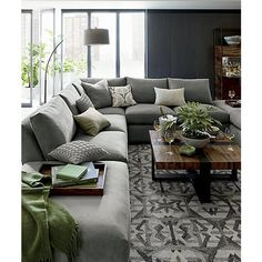 "comfortable family room design ideas that make we want to relax 1 > Fieltro.Net""> comfortable family room design ideas that make we want to relax 22 > Fieltro. Simple Living Room Decor, Cozy Living Rooms, Living Room Grey, Living Room Interior, Living Room Furniture, Modern Furniture, Living Room Ideas With Grey Couch, Apartment Living Rooms, Grey Couch Decor"