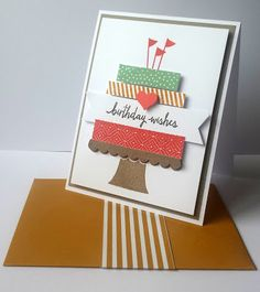 The Stamping Shed: Build a Birthday Stamp set