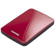 Toshiba Canvio 1TB USB 3.0 Portable Hard Drive, Reg. $79.99