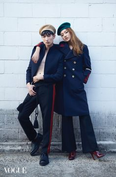 how can you not love Vogue Korea