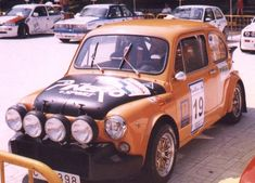 600 of Arrojo. according to the chronicles … initially abarth … and in his … - Exotic Cars Fiat 600, Fiat Abarth, Steyr, Vintage Race Car, Small Cars, Fast Cars, Exotic Cars, Rally, Abs