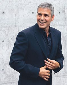 """George Clooney You've heard it all before, right? George Clooney is smart, handsome, funny. Oh, and he makes a suit look """"simply fantastic."""" (We didn't say it; Giorgio Armani did.) But the wisecracking rogue that women (and men) love to love traveled a long road to get here. Let's not forget that before interning at ER, he played the floppy-haired Booker on Roseanne and paid the bills as a handyman on The Facts of Life. It's all a testament to that old saw about men getting better looking…"""