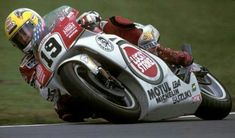 John Kocinski (Suzuki RGV-250)