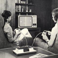 Odyssey from Magnavox - 1972