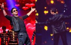 #ShahRukhKhan Dancing On Salman's 'Prem Ratan Dhan Payo' – Video