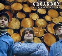 Groanbox - Guts Lungs & Bones (CD New)