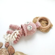 This template is available in English. Pattern Jellyfish in PDF format contains 9 pages of detailed description and 21 photos of the process. The size of the toy is Crochet Baby Toys, Crochet Toys Patterns, Crochet Animals, Amigurumi Patterns, Stuffed Toys Patterns, Crochet Crafts, Baby Patterns, Crochet Projects, Afghan Patterns