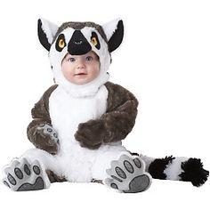 Baby Lemur Halloween Costume