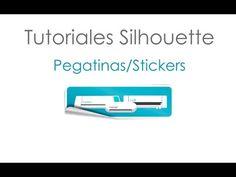 En este vídeo aprenderás a hacer pegatinas con tu Silhouette Cameo, Portrait o Curio. Puedes adquirir el pack de imágenes del vídeo, aquí: https://goo.gl/CZ7...