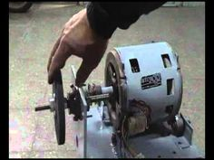 Como hecer una esmeriladara con un motor de lavadora. - YouTube Washing Machine Motor, Bench Grinder, Homemade Tools, Table Saw, Electric Motor, Electronics Projects, Washer, Inventions, Diy And Crafts