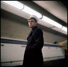 Subway Sailor - Danny Lyon