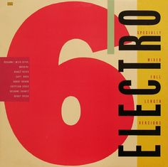 """Various Artists - """"Electro 6"""" (1984)"""