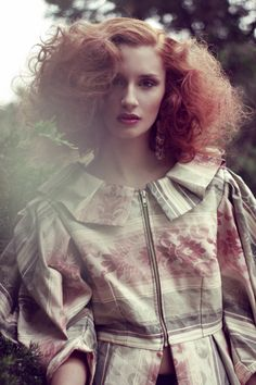 Oriana Layendecker Fashion and Beauty Photographer New York Medium Short Hair, Medium Hair Styles, Vintage Hairstyles, Trendy Hairstyles, People Photography, Fashion Photography, Ethereal Beauty, Hair Photo, Love Hair