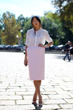 Milan Fashion Week Street Style   Never Underdressed