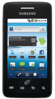 Straight Talk Samsung Galaxy Precedent Android Prepaid Cell Phone $209.00