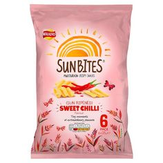 Walkers Sunbites Sun Ripened Sweet Chilli 6 Pack