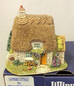 Lilliput Lane House   Ladybird Cottage