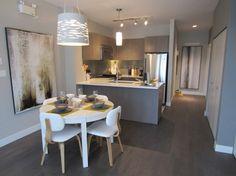 Parc Riveria - contemporary - dining room - vancouver - Portico Design Group