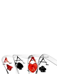 Bordes Decorativos: Bordes decorativos de cartas de Poker para imprimir