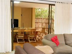 Ledaza Wilderness - Ledaza Wilderness is a secure self-catering house and is 4 star accredited by Wilderness Tourism Bureau, situated in Wilderness Garden Estate. The house offers three bedrooms and three bathrooms, self-catering ... #weekendgetaways #wilderness #southafrica