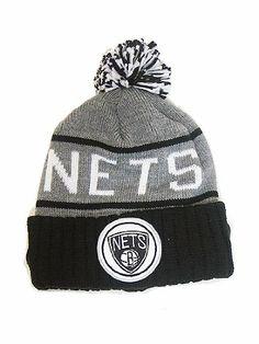 pretty nice fa905 134fa Brooklyn Nets, Basketball Teams, Beanies, Snapback, Nba, New York City,  Sombreros, Caps Hats, Beanie Hats