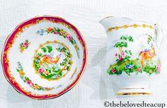 Sugar Spoon, Sugar Bowl, Crown Logo, Cream And Sugar, Royal Doulton, Royal Albert, The Crown, Bone China, Chelsea