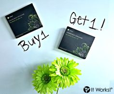 "Get a box (4) at MY cost & get a 2nd box FREE, when you accept my 90 Day Challenge! That's 8 botanically infused cloth wraps to tighten, tone, & firm, from the neck down, in as little as 45 minutes! 8 wraps for $59 instead of $200!!! 📲Text ""BOGO""👉🏼225-278-8408 Sale until midnight Saturday September 24th! Quantities are limited!"