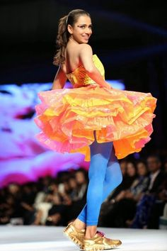 Every single latest fashion collection is adored, opted and cherished but all novel trends are not for everyone.