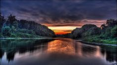 Hdr River HD Wallpapers, Desktop Backgrounds, Mobile Wallpapers ...