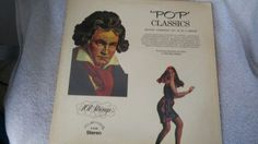 101 Strings Pop Classics Mozart Symphony No 40 in G Minor NM/NM