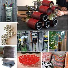 100 amazing recycle diy ideas  Saving this so I can look over it later.  Might delete if there's nothing I'm interested in.