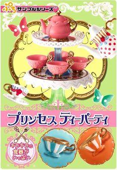 Re Ment Princess Tea Party