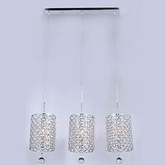 Chandeliers , 3 Light , Simple Modern Artistic MS-33148 – USD $ 114.99